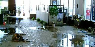 water damage MD