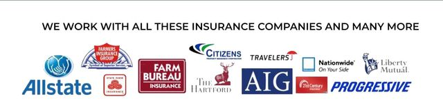 wework with all insurance companies
